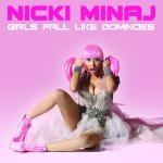 Original Cover Artwork of Nicki Minaj Girls Dominoes