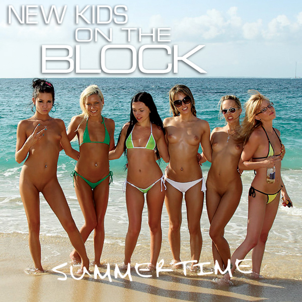 nkotb summertime remix