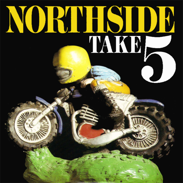 Original Cover Artwork of Northside Take 5