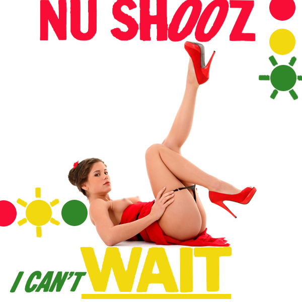Cover Artwork Remix of Nu Shooz I Cant Wait