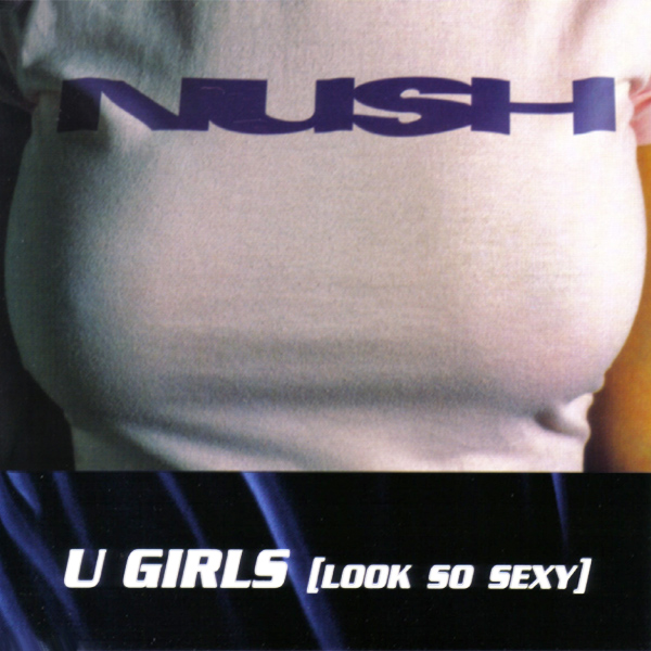 Original Cover Artwork of Nush U Girls
