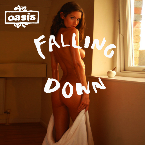 oasis falling down remix