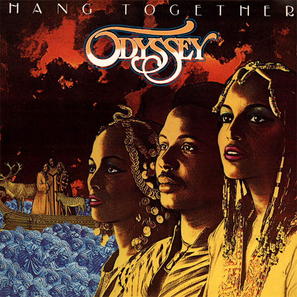 Cover artwork for Hang Together - Odyssey