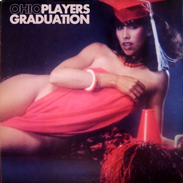 Original Cover Artwork of Ohio Players Graduation