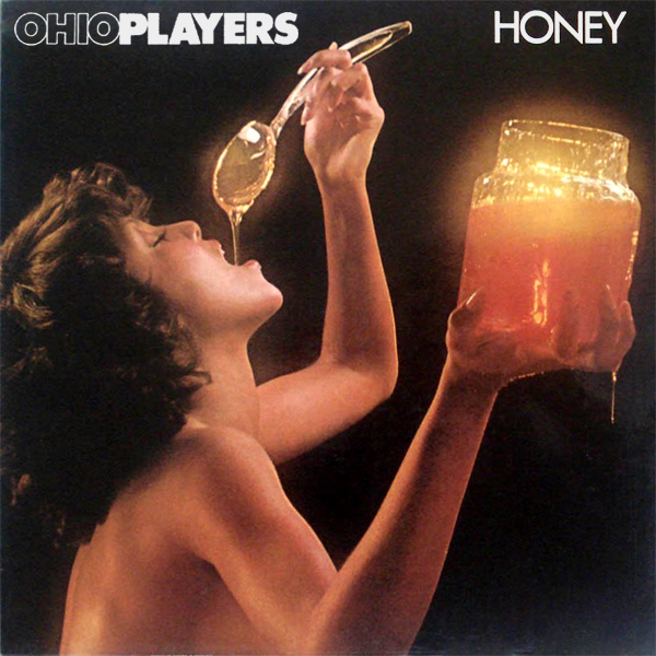 Original Cover Artwork of Ohio Players Honey