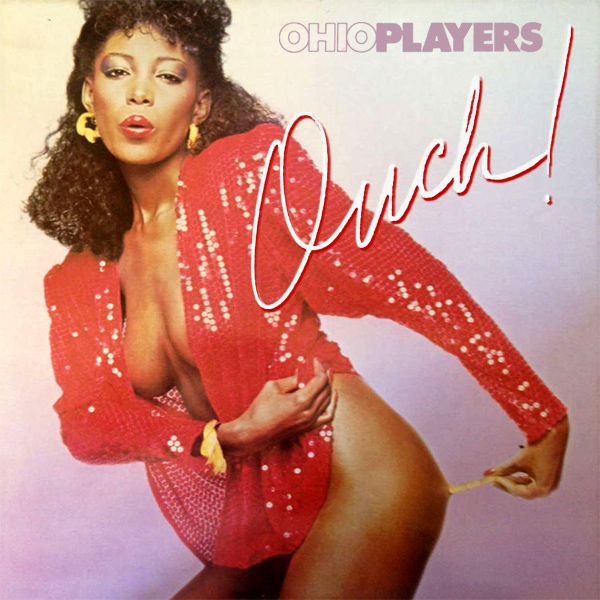 Original Cover Artwork of Ohio Players Ouch