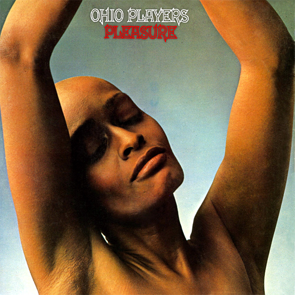 Original Cover Artwork of Ohio Players Pleasure