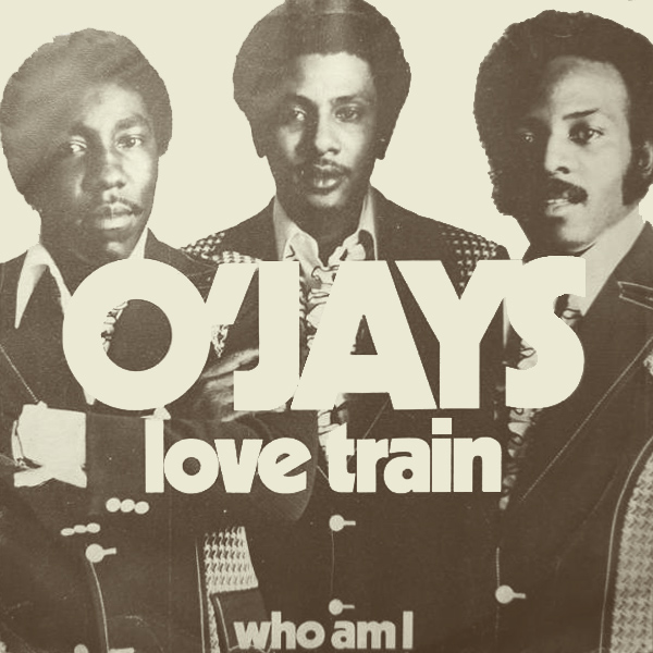 ojays love train 1