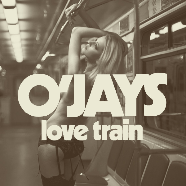 ojays love train 2