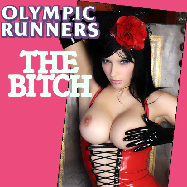 olympic runners the bitch remix