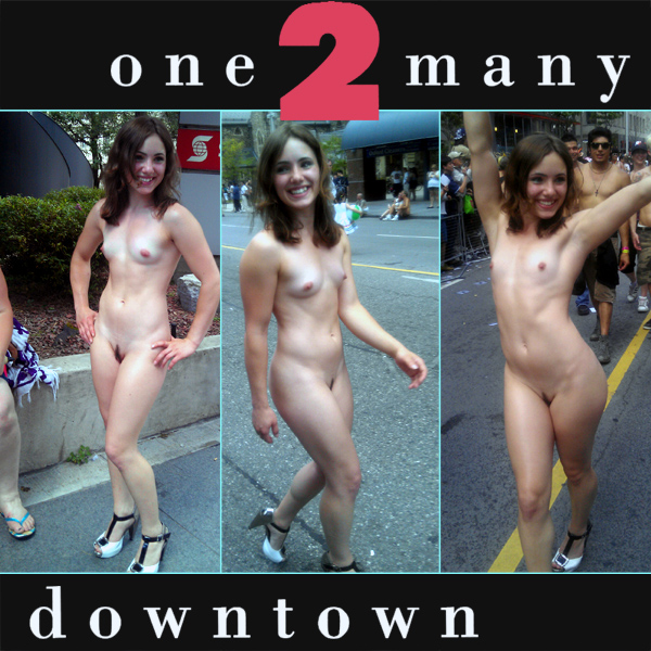 Cover Artwork Remix of One 2 Many Downtown