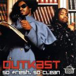 Original Cover Artwork of Outkast So Fresh So Clean