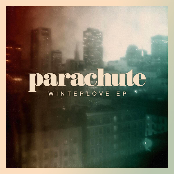 Original Cover Artwork of Parachute Winterlove