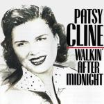 Original Cover Artwork of Patsy Cline Walkin After Midnight