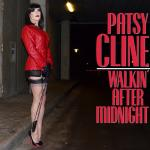 Cover Artwork Remix of Patsy Cline Walkin After Midnight