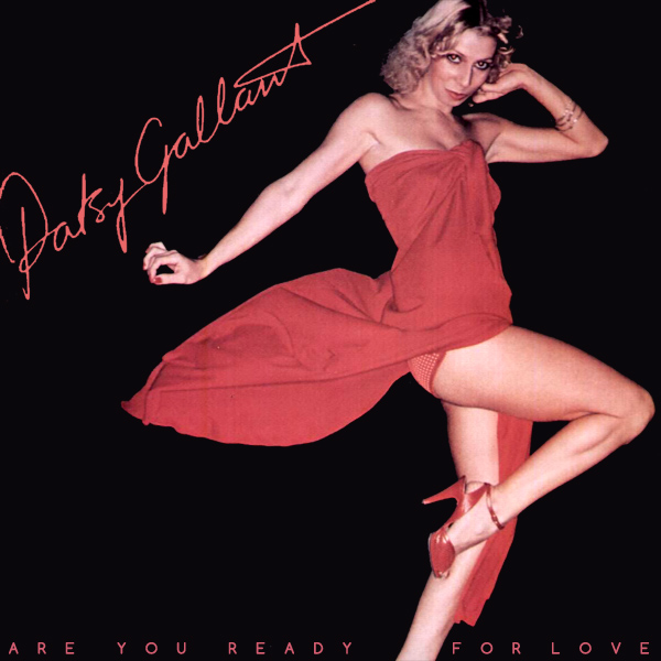 Original Cover Artwork of Patsy Gallant Are You Ready