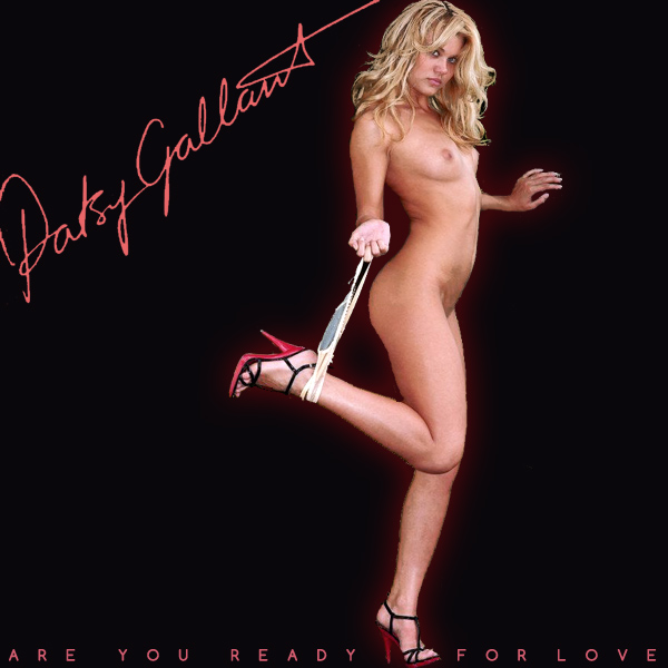 Cover Artwork Remix of Patsy Gallant Are You Ready