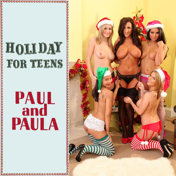 Cover Artwork Remix of Paul And Paula Holiday For Teens