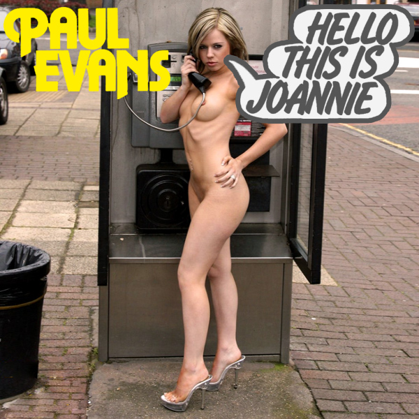 Cover Artwork Remix of Paul Evans Hello This Is Joanie