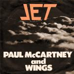 Original Cover Artwork of Paul Mccartney And Wings Jet