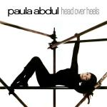 Original Cover Artwork of Paula Abdul Head Over Heels