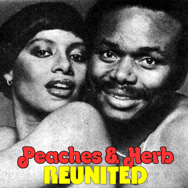 Original Cover Artwork of Peaches Herb Reunited