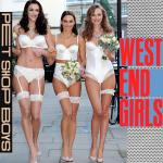 Cover Artwork Remix of Pet Shop Boys West End Girls