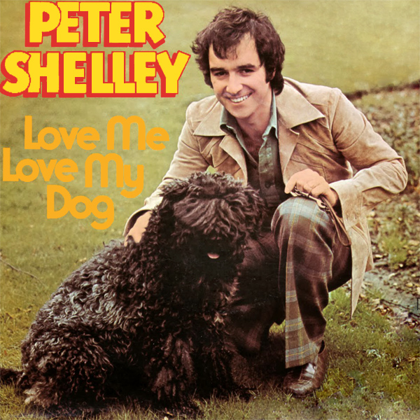 peter shelley love me love my dog 1