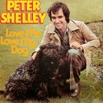 Original Cover Artwork of Peter Shelley Love Me Love My Dog