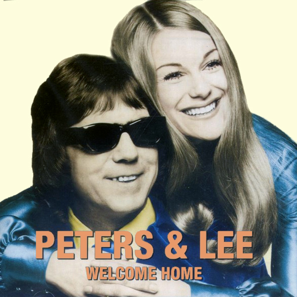 Original Cover Artwork of Peters And Lee Welcome Home