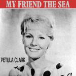 Original Cover Artwork of Petula Clark My Friend The Sea