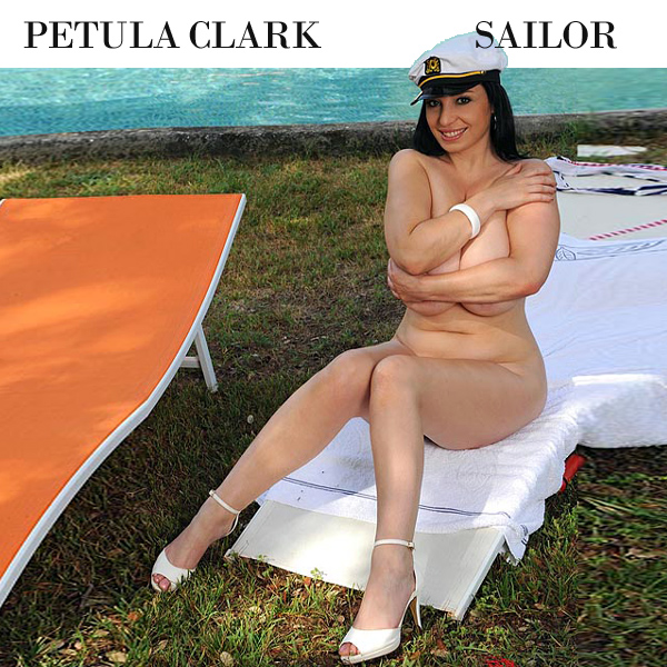 Cover Artwork Remix of Petula Clark Sailor