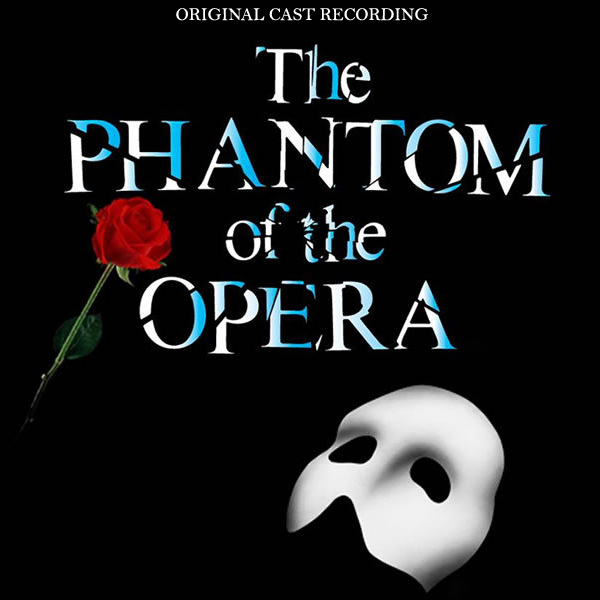 Cover artwork for The Phantom Of The Opera - Various Artists