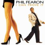 Original Cover Artwork of Phil Fearon I Can Prove It
