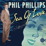 Original Cover Artwork of Phil Phillips Sea Of Love
