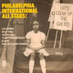 Original Cover Artwork of Phildelphia International All Stars Lets Clean Up The Ghetto