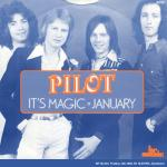 Original Cover Artwork of Pilot January