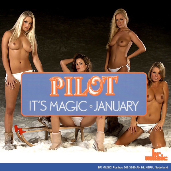 Cover artwork for January - Pilot