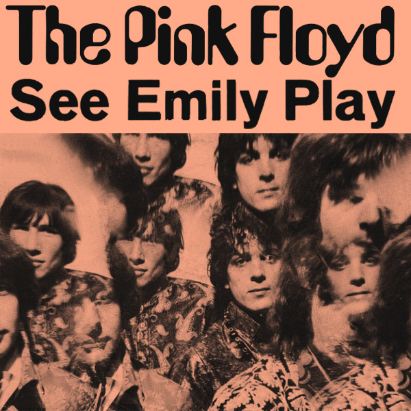 Original Cover Artwork of Pink Floyd See Emily Play