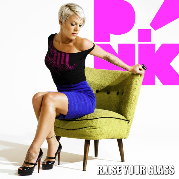 pink raise your glass 1