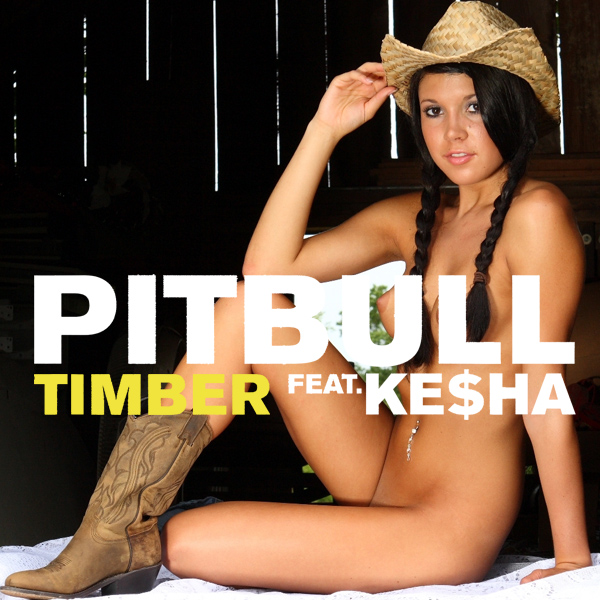 Cover Artwork Remix of Pitbull Timber