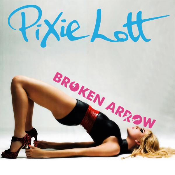 pixie lott broken arrow 1
