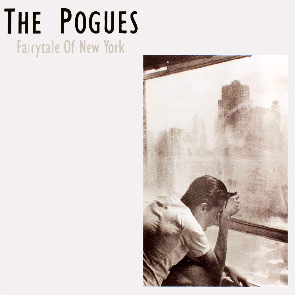 Original Cover Artwork of Pogues Fairytale Of New York
