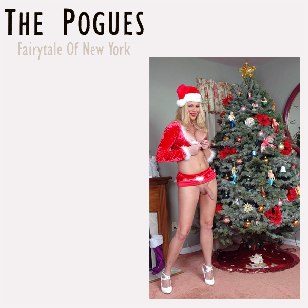 Cover Artwork Remix of Pogues Fairytale Of New York