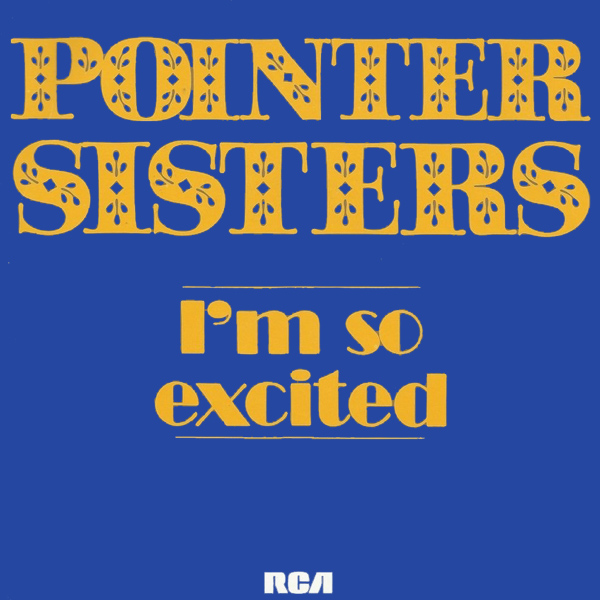 pointer sisters so excited 1
