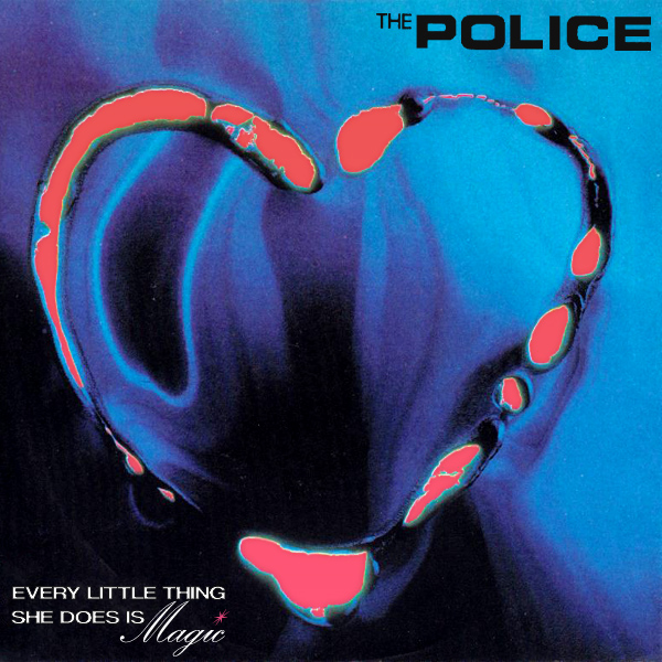 police every little thing she does is magic 1