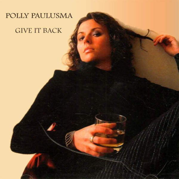 Original Cover Artwork of Polly Paulusma Give It Back