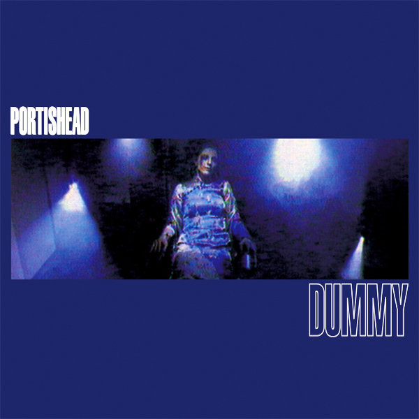 Original Cover Artwork of Portishead Dummy