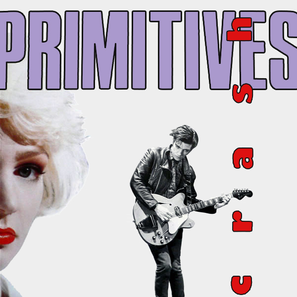 Cover artwork for Crash - Primitives