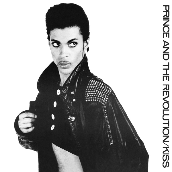 Original Cover Artwork of Prince Kiss